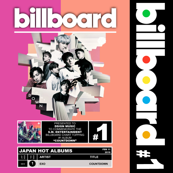 billboard_exo_countdown_dsignmusic