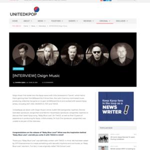 UnitedKpop Interview