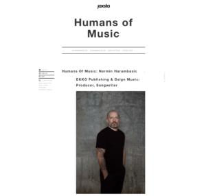 Jaxsta -Humans of Music