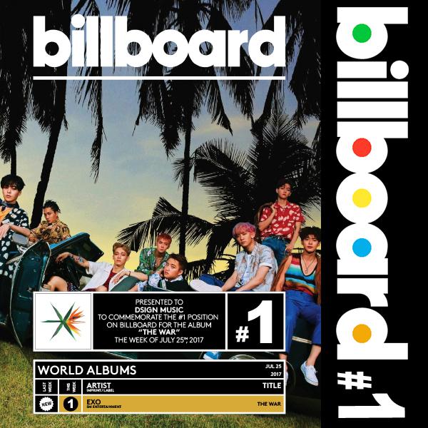 billboard_exo_thewar_worldalbums