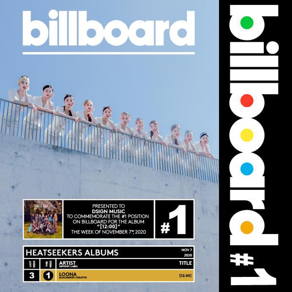 billboard_loona_1200_heatseekersalbums